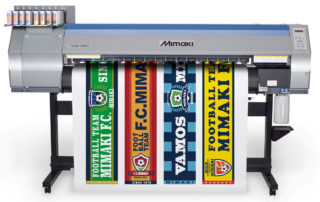 Textildrucker von mimaki